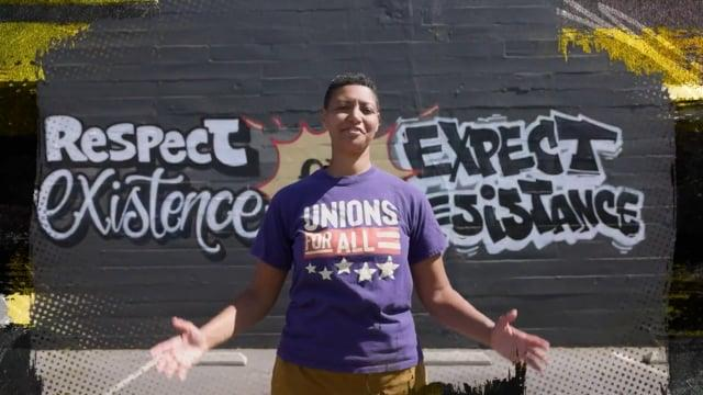 SEIU 1021 Pledges to Fight for Unions for All