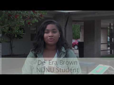Student voices at Notre Dame De Namur