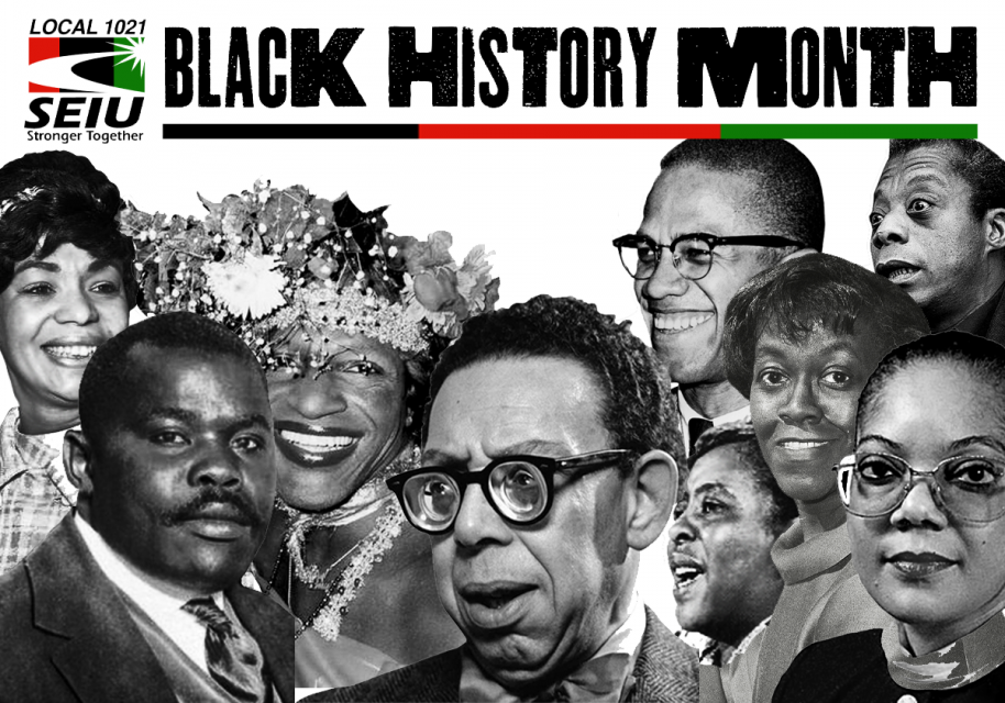 Relive our 2021 Black History Month Celebrations