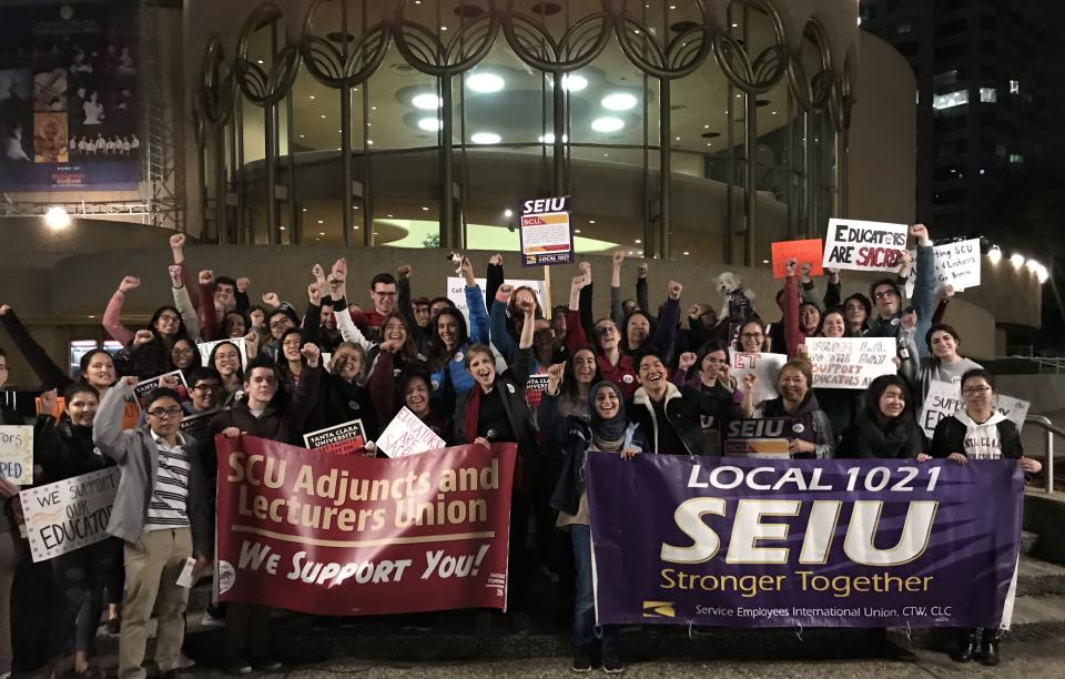Latest News - SEIU 1021